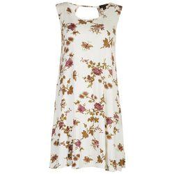Espresso Womens Floral Sun Dress