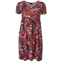 Womens Multicolor Dress