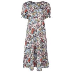 Womens Elegant Florida Midi Dress