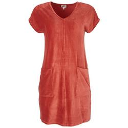 Womens Pocketed Dress