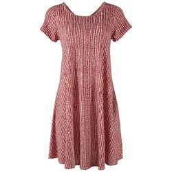 Lexington Avenue Womens Printed Dress