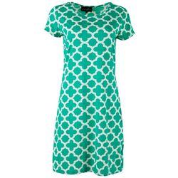 Lexington Avenue Womens Sun Dress