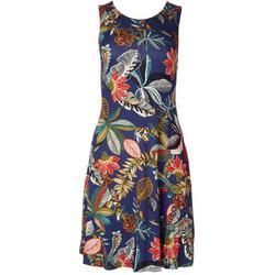 Womens Round Neck Dress