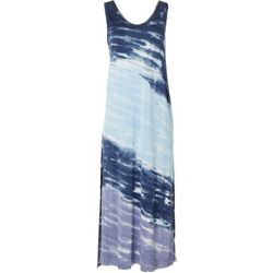 CG Sport Womens Sleeveless Tie-Dye Maxi Dress