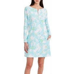 Stella Parker Womens Hawaiian Dress