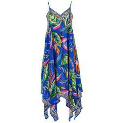 Womens Carnival Midi Dress