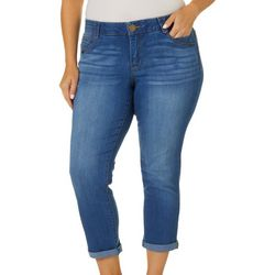 Democracy Plus Ab-solution Ankle Skimmer Jeans