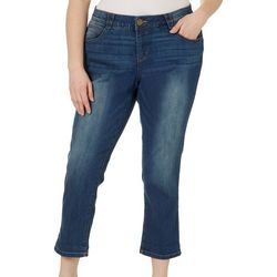 Democracy Plus Ab-solution Faded Denim Jeans