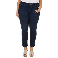 Democracy Plus Ab-Solution Straght Leg Jeans