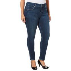 Vintage America Plus Wonderland Skinny Denim Jeans