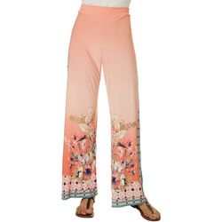 OneWorld Womens English Rose Soft Pants