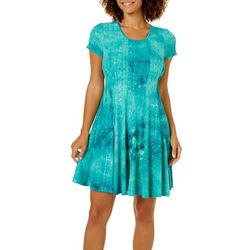Sami & Jo Petite Sequin Fiesta Dress