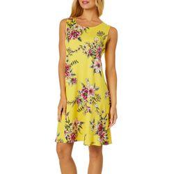 Allison Brittney Petite Spring Floral Sundress