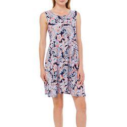 Allison Brittney Petite Paisley Floral Sundress