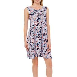 Allison Brittney Petite Paisley Floral Sundress