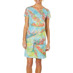 Leoma Lovegrove Petite Palms Away Sundress