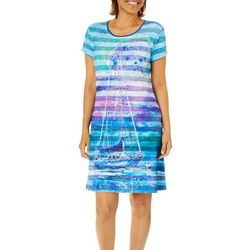 Leoma Lovegrove Petite Super Moon Sundress