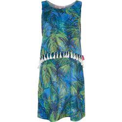 Leoma Lovegrove Womens Petite Pop Over Dress