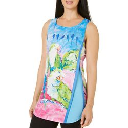 Leoma Lovegrove Womens Party Line Sleeveless Top
