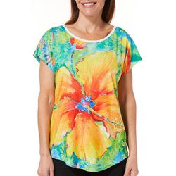 Leoma Lovegrove Womens Pick Of The Day Knot Back Top