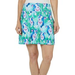 Leoma Lovegrove Womens My Nilla Pull On Skort