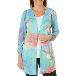 Leoma Lovegrove Womens Going Steady Lace Back Cardigan