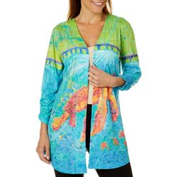 Leoma Lovegrove Womens Got Your Back Longline Cardigan