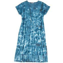 Fuda Plus Pool Reflexion T-Shirt Dress