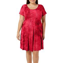 Sami & Jo Plus Sequin Fiesta Dress