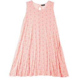 Plus Labirinto Sun Dress
