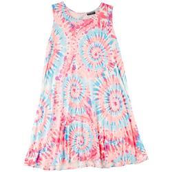 Plus Hippie Sun Dress