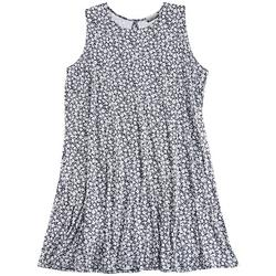 Plus Baby Breath Sun Dress