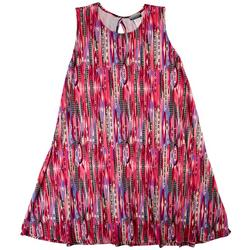 Plus Carnival Sun Dress
