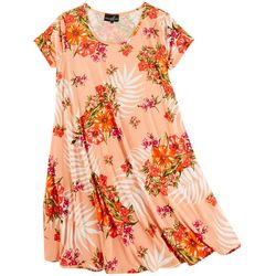 Lexington Avenue Plus Floral Sundress