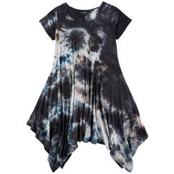 Lexington Avenue Tye Dye T Shirt Dress
