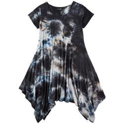 Tye Dye T Shirt Dress