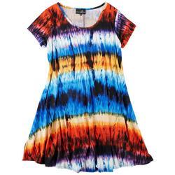 Plus T-Shirt Dress