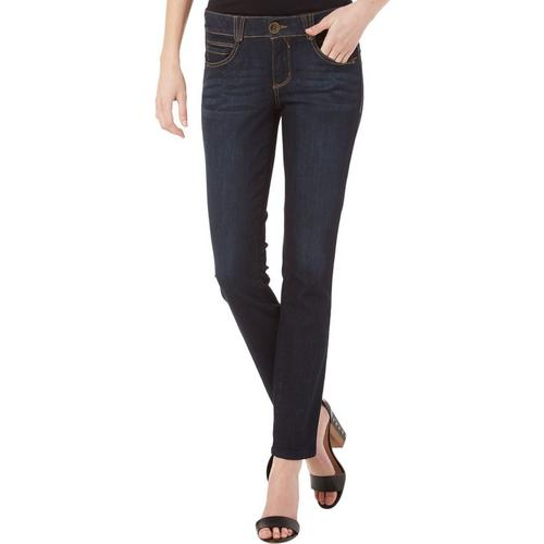 8be449c25db Democracy Womens Ab-solution Straight Leg Jeggings