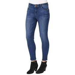 Democracy Womens Skinny Fit Denim Jeans