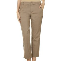 Democracy Womens Ab-solution Flared Leg Solid Pants