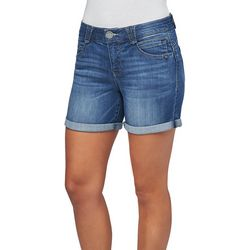 Democracy Womens Ab-solution Roll Cuff Shorts