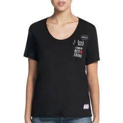 Skechers Womens Best Friend Relaxed T-Shirt