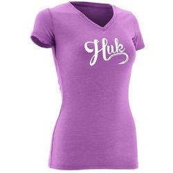 Huk Womens Script Logo T-Shirt