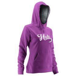 Huk Womens Script Logo Hoodie