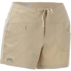 Huk Womens Paupa Too Performance Shorts