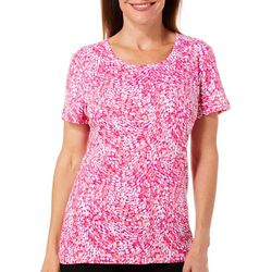 Bay Studio Womens Sydney Speckled Top