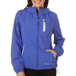 Free Country Womens Solid Ready For Rain Jacket