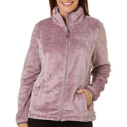 Free Country Womens Heather Butter Pile Fleece Jacket
