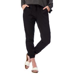 Supplies by Unionbay Womens Demery Sateen Jogger Pants