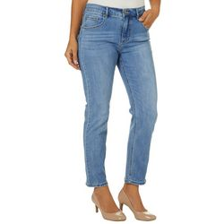 Supplies by Unionbay Womens Carrin Slim Fit Jeans